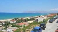 panorama del Golfo di Castellammare, lato est - 4 agosto 2007  - Alcamo marina (886 clic)
