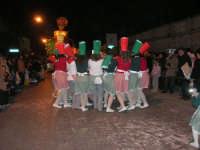 Carnevale 2008 - XVII Edizione Sfilata di Carri Allegorici - La prova del cuoco - Ass.ne A.C.R.A.S.S. Casalbianco - 3 febbraio 2008   - Valderice (1093 clic)