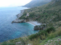 Riserva Naturale Orientata Zingaro - Cala Tonnarella dell'Uzzo e Golfo di Castellammare - 24 febbraio 2008   - Riserva dello zingaro (663 clic)
