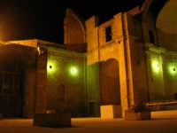 resti della Chiesa Madre - 2 gennaio 2009   - Salemi (2502 clic)