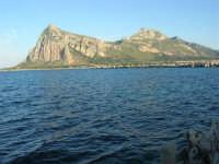 panorama - mare e monti - 20 maggio 2007  - San vito lo capo (1302 clic)