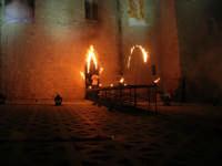 Festeggiamenti Maria SS. dei Miracoli - La Festa del Paradiso - L'Assalto al Castello - Piazza Castello - 20 giugno 2008  - Alcamo (561 clic)