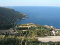 panorama e villaggio turistico - 24 febbraio 2008   - Calampiso (888 clic)