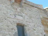 Torre di Ligny: particolare - 6 settembre 2007  - Trapani (859 clic)