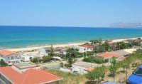panorama del Golfo di Castellammare, lato est - 4 agosto 2007  - Alcamo marina (905 clic)