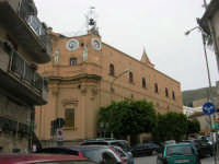 Chiesa Maria SS. Del Rosario, o Matrice - 1 giugno 2007  - Montelepre (1758 clic)