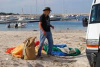 Raduno di amatori di aquiloni: l'Aquilon Act - 10 maggio 2009  - San vito lo capo (2567 clic)