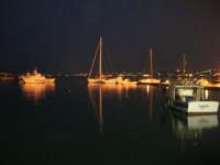 al porto di sera - 11 aprile 2009  - Castellammare del golfo (1254 clic)