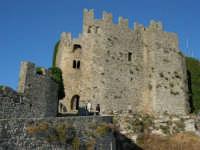 Castello normanno (tempio di Venere) - 14 luglio 2005  - Erice (1512 clic)