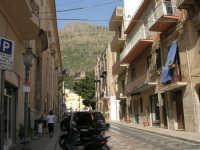 Corso Bernardo Mattarella - 21 luglio 2007   - Castellammare del golfo (693 clic)