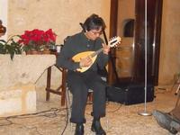Concerto NAPOLINCANTO - Ferdinando Piscopo (mandolino) - 10 dicembre 2009  - Alcamo (1858 clic)