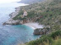 Riserva Naturale Orientata Zingaro - Cala Tonnarella dell'Uzzo - 24 febbraio 2008   - Riserva dello zingaro (1674 clic)