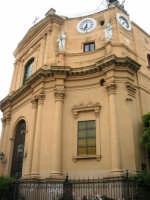 Chiesa Maria SS. Del Rosario, o Matrice - 1 giugno 2007  - Montelepre (1487 clic)