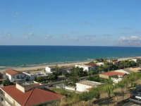panorama del Golfo di Castellammare, lato est - 4 agosto 2007  - Alcamo marina (845 clic)