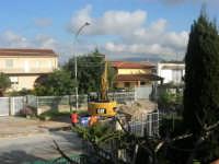 lavori in corso (6) - 23 febbraio 2008  - Alcamo (1028 clic)