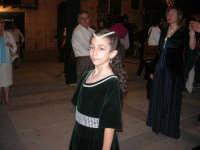 Festeggiamenti Maria SS. dei Miracoli - Il Corteo dei Conti di Modica in Piazza Ciullo - 20 giugno 2008   - Alcamo (555 clic)