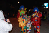 Carnevale 2008 - XVII Edizione Sfilata di Carri Allegorici - Una famiglia di clown - 3 febbraio 2008  - Valderice (1077 clic)