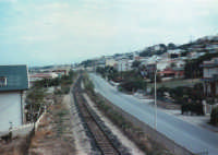 Dal cavalcavia, zona Catene - 1991  - Alcamo marina (1473 clic)