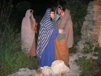 Parco Urbano della Misericordia - LA BIBBIA NEL PARCO - Quadri viventi: 6. Visitazione - 5 gennaio 2009   - Valderice (3062 clic)