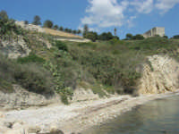 un tratto di costa - 25 aprile 2008   - Sciacca (1376 clic)