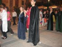 Festeggiamenti Maria SS. dei Miracoli - Il Corteo dei Conti di Modica in Piazza Ciullo - 20 giugno 2008   - Alcamo (629 clic)