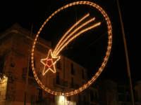 illuminazione natalizia in piazza Ciullo - 17 dicembre 2008  - Alcamo (901 clic)