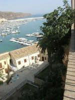 vista sul porto dal Ponte Della Porta - 21 luglio 2007   - Castellammare del golfo (698 clic)