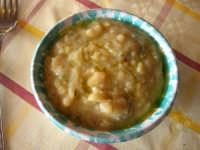 antipasti: macco di fave - Il Casale degli Antichi Sapori - Bosco Scorace - 18 gennaio 2009  - Buseto palizzolo (7262 clic)