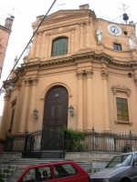 Chiesa Maria SS. Del Rosario, o Matrice - 1 giugno 2007  - Montelepre (2836 clic)