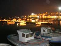al porto di sera - 11 aprile 2009  - Castellammare del golfo (986 clic)