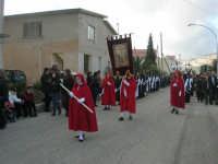 Processione della Via Crucis con gruppi statuari viventi - 5 aprile 2009   - Buseto palizzolo (1527 clic)
