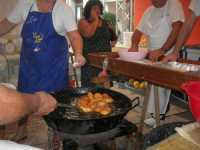 XII Cous Cous Fest - la frittura delle sfince - 27 settembre 2009   - San vito lo capo (2563 clic)