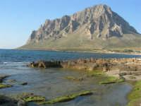 Golfo di Bonagia: il Monte Cofano - 27 aprile 2008   - Cornino (977 clic)