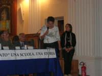 Convegno BUCCELLATO UNA SCUOLA, UNA STORIA - Aula Consiliare del Comune di Castellammare del Golfo - 25 ottobre 2008   - Castellammare del golfo (1078 clic)