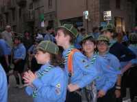Processione in onore di Maria Santissima dei Miracoli, patrona di Alcamo - Corso VI Aprile - 21 giugno 2009   - Alcamo (1741 clic)
