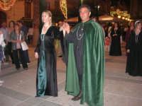 Festeggiamenti Maria SS. dei Miracoli - Il Corteo dei Conti di Modica in Piazza Ciullo - 20 giugno 2008   - Alcamo (717 clic)