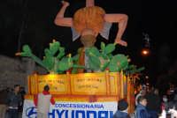 Carnevale 2008 - XVII Edizione Sfilata di Carri Allegorici - Ma cu l'avi a tirari stu carrettu - Associazione Ragosia 2000 - 3 febbraio 2008   - Valderice (883 clic)