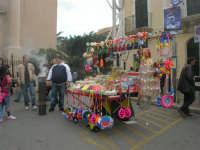 Festa di li Schietti - caldarroste e bancarella di semi, frutta secca e giocattoli - 23 marzo 2008   - Terrasini (2900 clic)