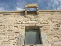 Torre di Ligny: particolare - 28 agosto 2009    - Trapani (1728 clic)