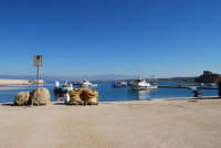 al porto - 21 gennaio 2008  - Castellammare del golfo (584 clic)