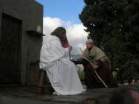 Processione della Via Crucis con gruppi statuari viventi - 5 aprile 2009   - Buseto palizzolo (1485 clic)