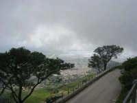 panorama con foschia dal monte Erice - 1 maggio 2009   - Erice (1825 clic)