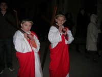 Venerdì Santo: processione del Cristo Morto e dell'Addolorata - via Galileo Galilei - 21 marzo 2008   - Alcamo (739 clic)