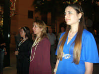 Festeggiamenti Maria SS. dei Miracoli - Il Corteo dei Conti di Modica in Piazza Ciullo - 20 giugno 2008   - Alcamo (578 clic)