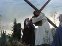 Processione della Via Crucis con gruppi statuari viventi - 5 aprile 2009   - Buseto palizzolo (1696 clic)