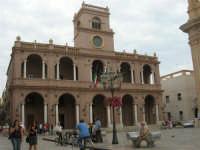 Palazzo VII Aprile 1860 - 24 settembre 2007  - Marsala (1400 clic)