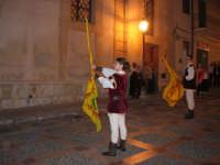2° Corteo Storico di Santa Rita - Associazione Sbandieratori Città di Caccamo - 17 maggio 2008   - Castellammare del golfo (495 clic)
