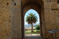Castello arabo normanno - ingresso - 6 gennaio 2009   - Salemi (2943 clic)