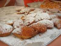 XII Cous Cous Fest - dolci tipici siciliani: cassatelle - 27 settembre 2009  - San vito lo capo (3897 clic)