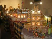 festeggiamenti in onore di Maria Santissima dei Miracoli, Patrona di Alcamo - All'interno del Castello dei Conti di Modica, mostra di oggetti artigianali a cura di Calandra Carlo - 21 giugno 2007  - Alcamo (1382 clic)